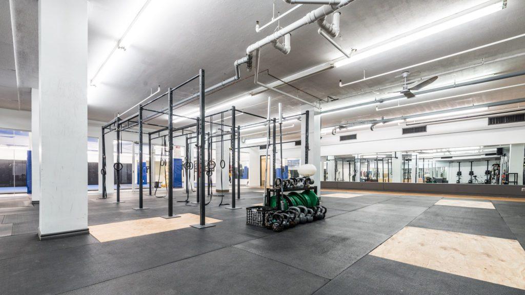 Crosfit gym