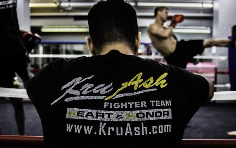 Kru Ash MMA MuyThai