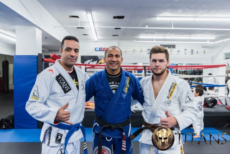 Alliance jiu jitsu montreal