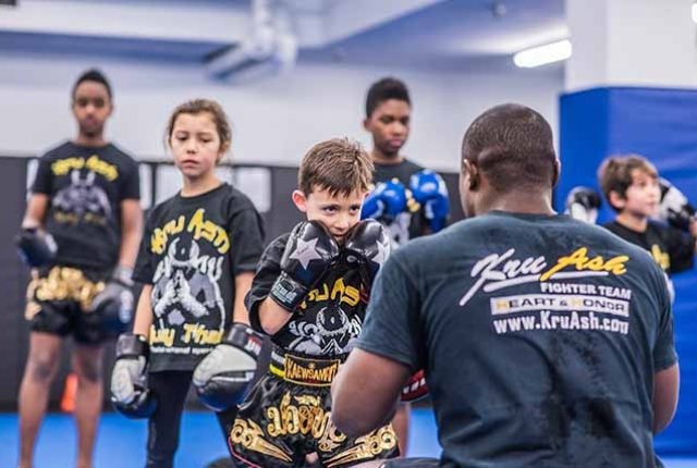 kickboxing for kids